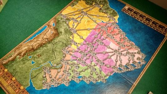Espansione America del Sud di fronte...