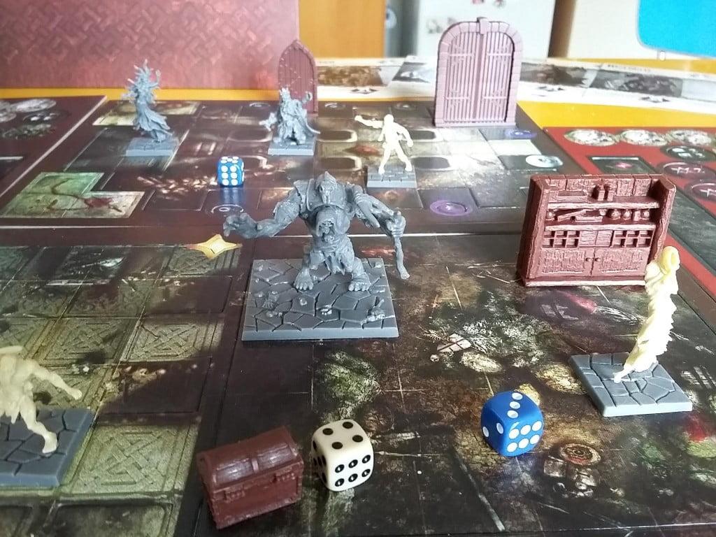 Dungeon saga non manca di teatralità