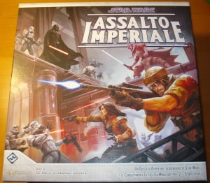 Assalto Imperiale - Asterion