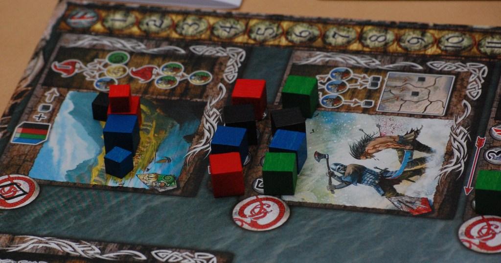 Il primo box del turno è ad accesso libero, il secondo invece determina una sequenza che risulta MOLTO importante per le strategie dei giocatori