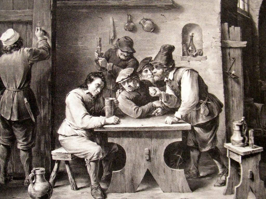 Gioco in Taverna