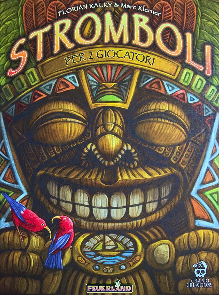La coloratissima (e sorridentissima) copertina del gioco.