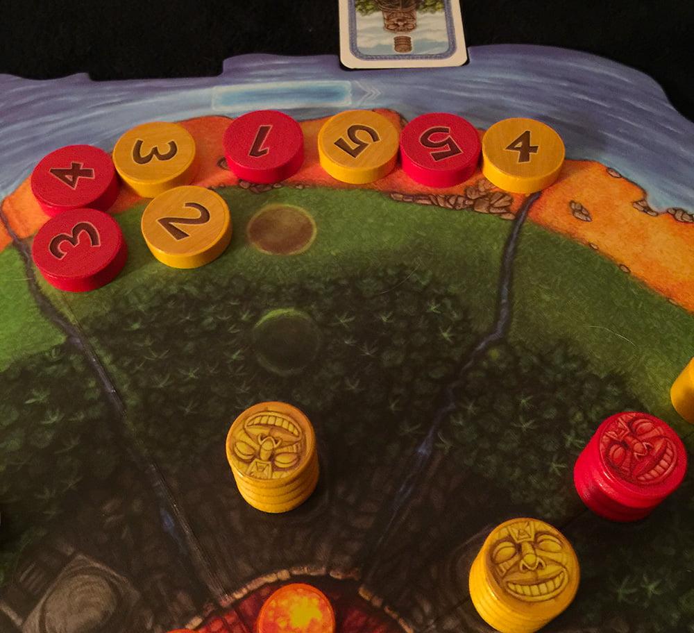 La lotta per l'ultima carta si può fare molto serrata e... la partita può tirare per le lunghe...