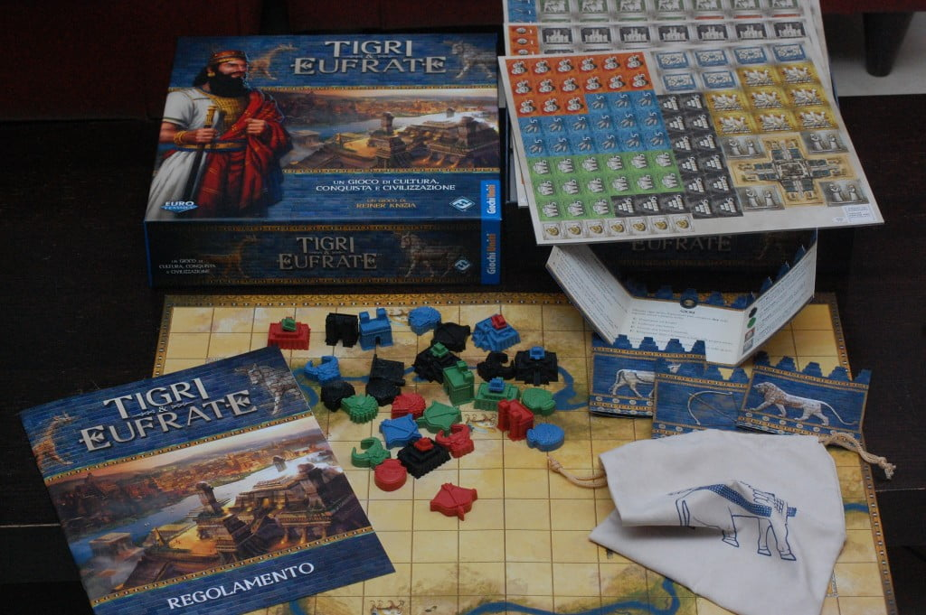 Tigri & Eufrate - terza edizione