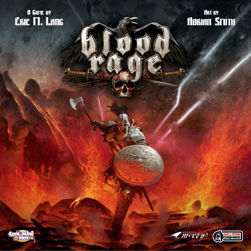 """Esame superato: Blood rage è un ottimo """"Cross Genre"""", semplice e dinamico."""