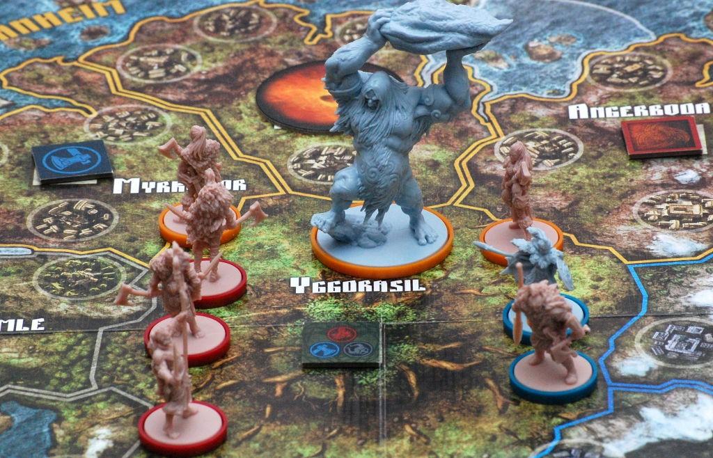 La tribù gialla dichiara il saccheggio ad Yggdrasil. Comunque vada a finire, molti guerrieri e mostri presto raggiungeranno il Valhalla