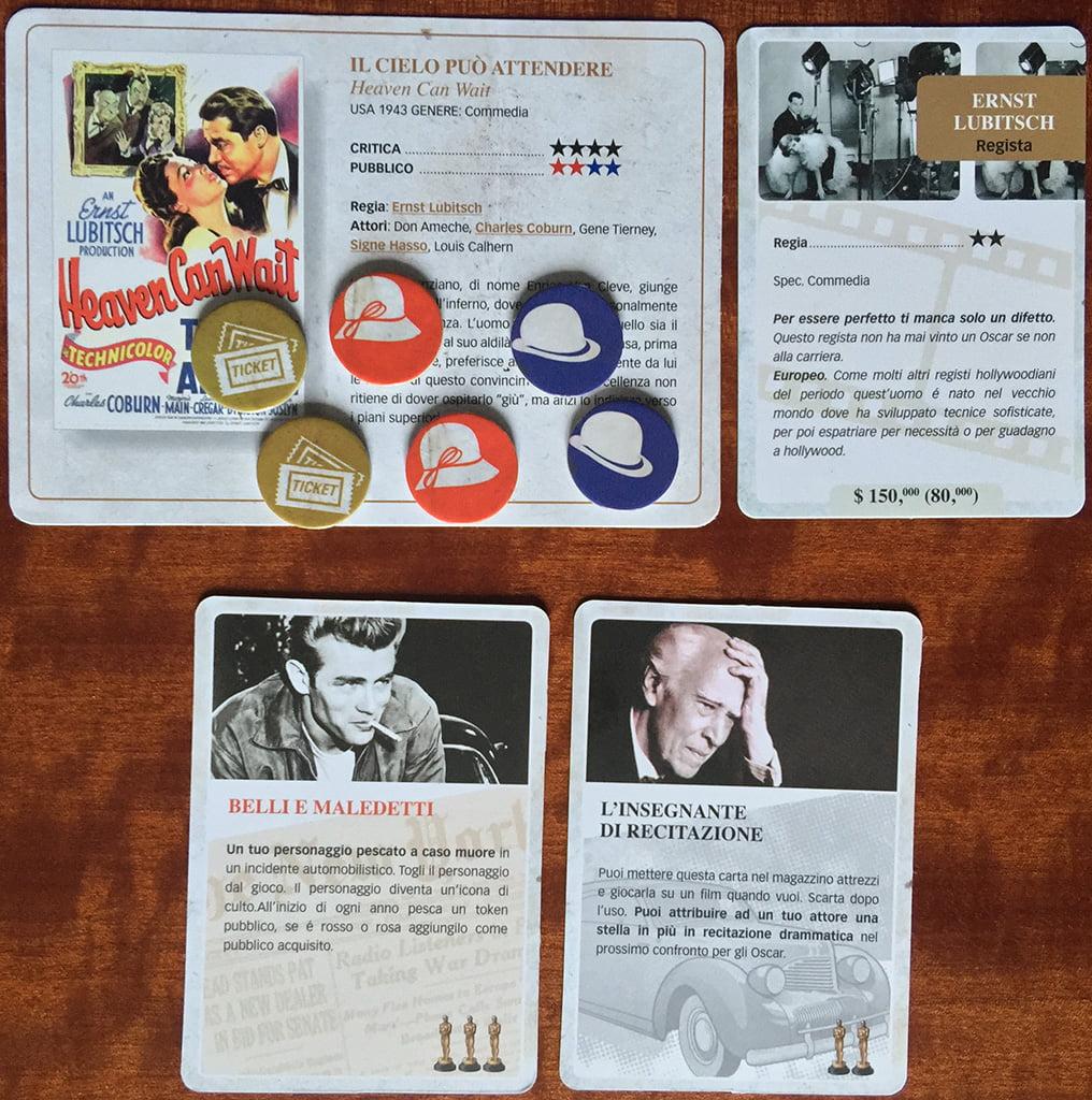 Lubitsch trionfa anche come miglior regista, dopo aver pescato 5 statuette in 2 carte.