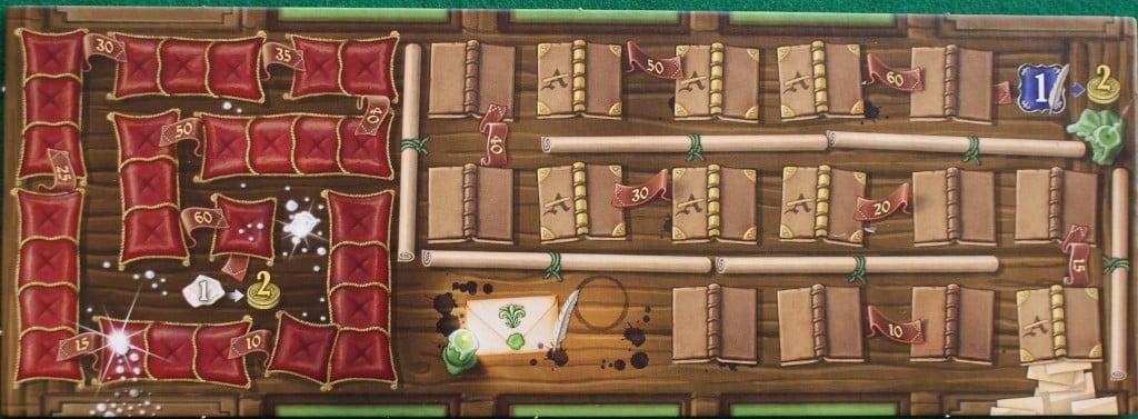 Plancia Giocatore