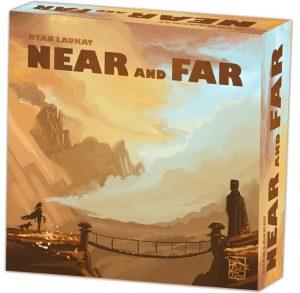La copertina del prossimo Near and Far.