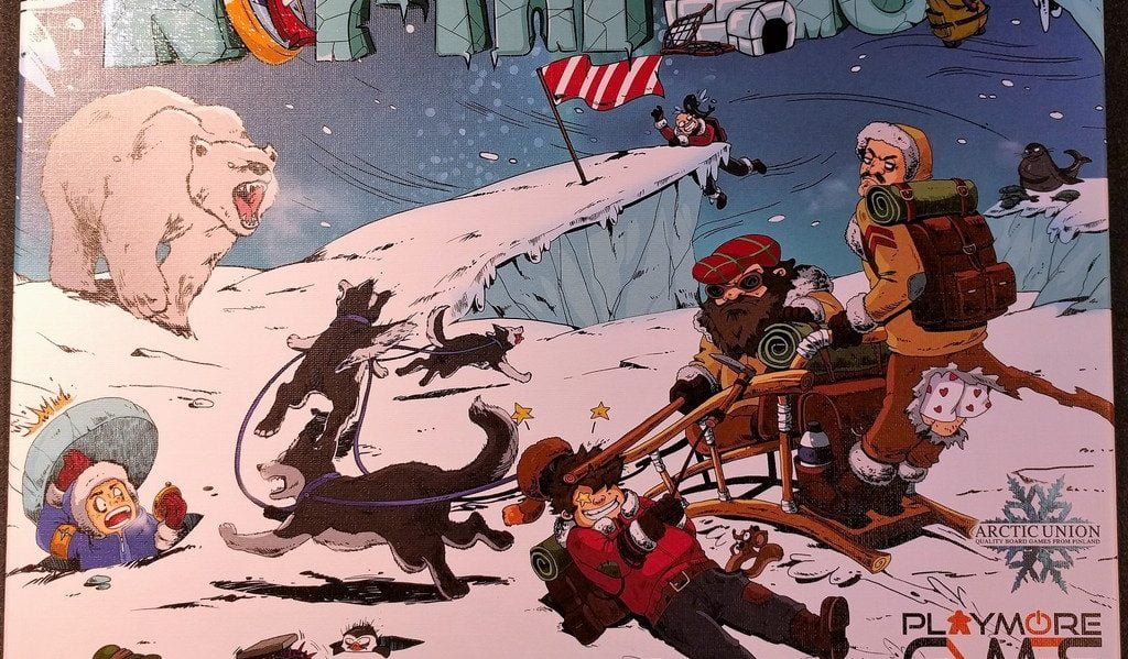 Race to the North Pole – Playmore Games