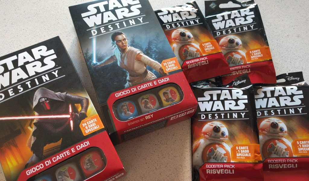 Star Wars Destiny 001