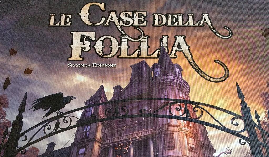 Le Case della Follia (Seconda Edizione) - Asterion