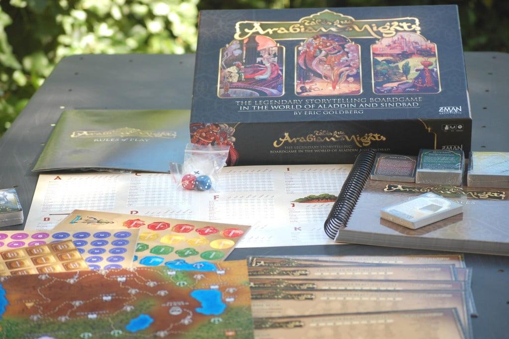 Materiale e scelte realizzative di prim'ordine per la terza edizione del gioco.