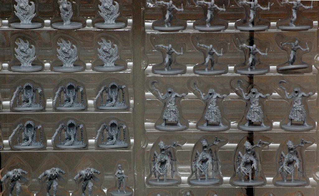 Quantità di miniature