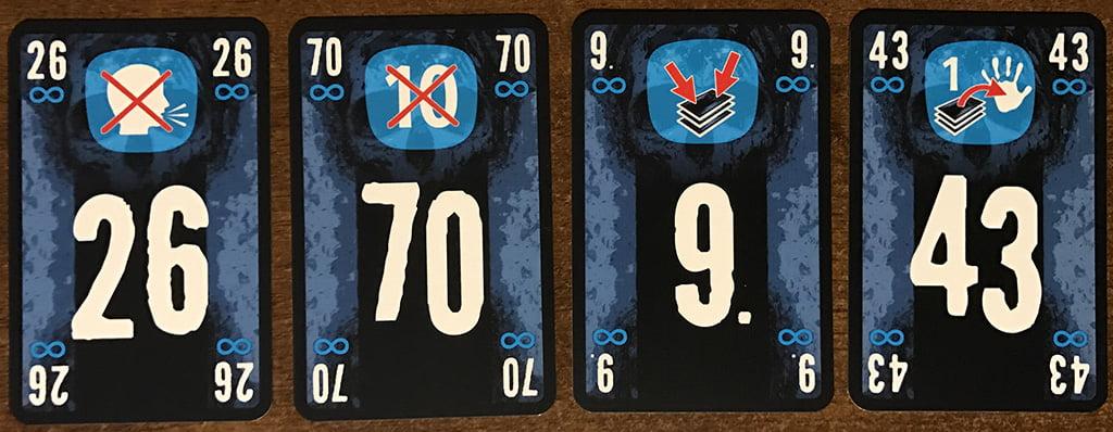 """Non lasciatevi ingannare: anche le carte con le icone azzurre possono essere letali, ma... in modo più subdolo e """"cuocendovi a fuoco lento""""..."""