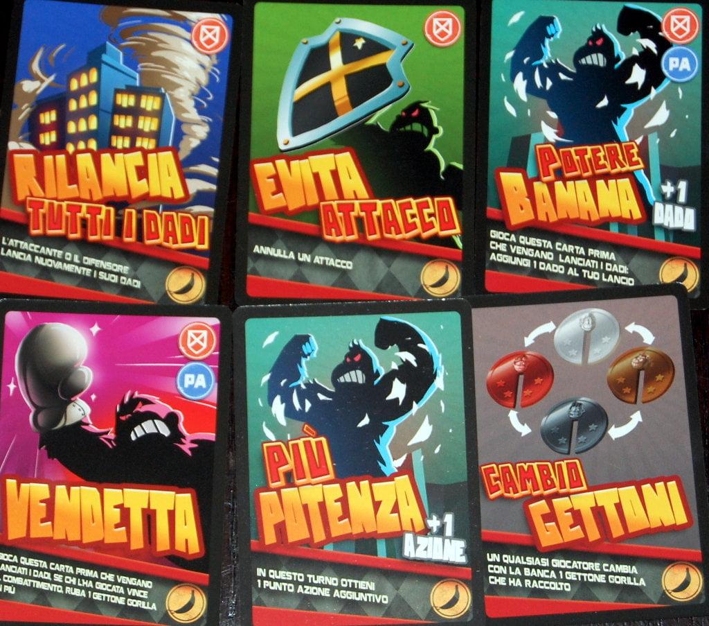 Mini Espansione Gioco da Tavola Nuovo by MS Edizioni Banana Bandits Italiano
