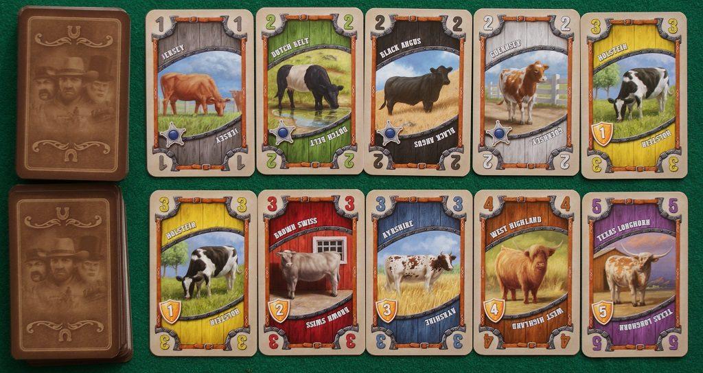 Le carte del bestiame