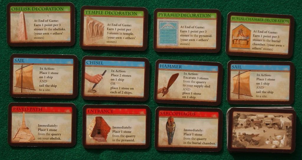 "Le carte ""mercato"""