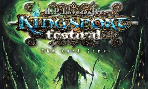 Kingsport Festival – il gioco di carte