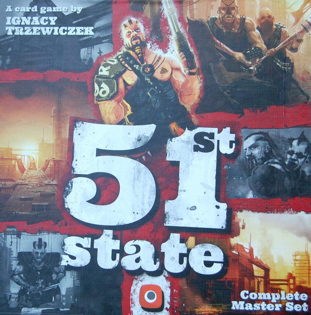 La scatola di 51st State