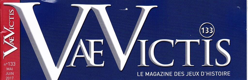 Wargames: VAE VICTIS n° 133