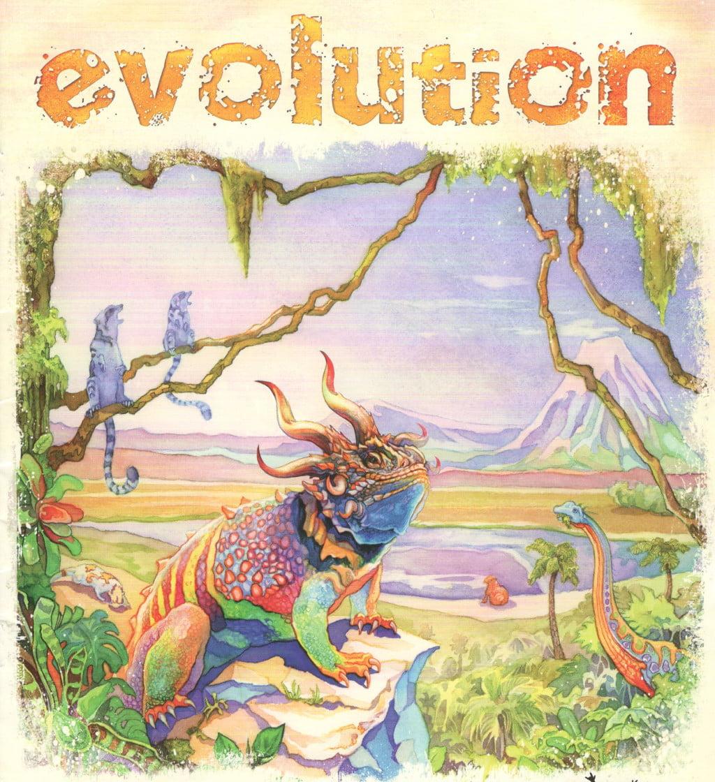 La grafica di Evolution