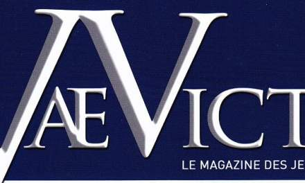 Wargames: VAE VICTIS n° 134