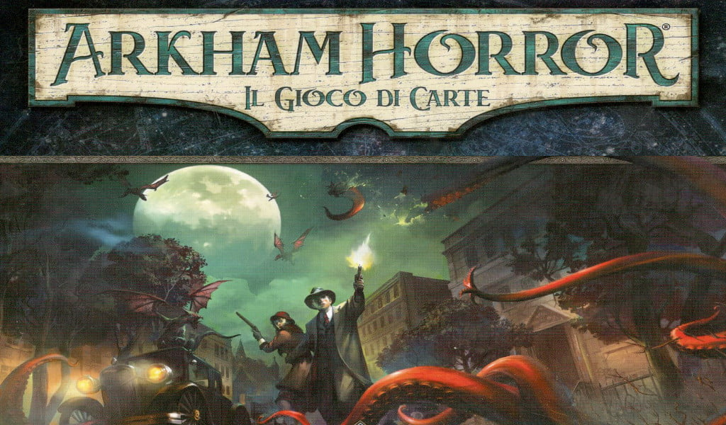Arkham Horror: Il Gioco di Carte