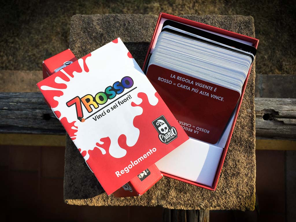Unboxing - La scatola e le carte