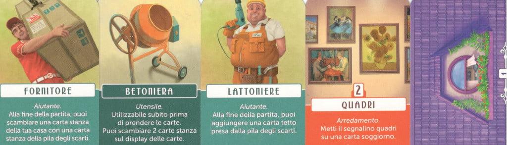 "Carte ""Oggetti Speciali""Carte ""Oggetti Speciali"""