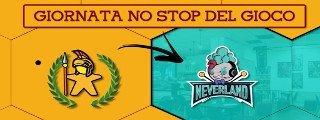 "domenica no stop - ""Tana dei Goblin Roma"""