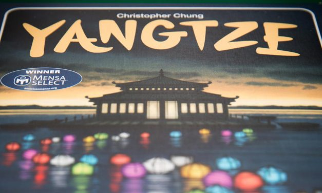 Yangtze (Lanterns): The Harvest Festival