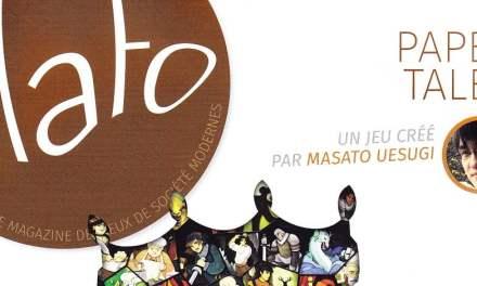 Riviste: PLATO n° 101