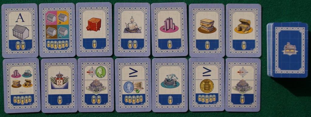 """Le carte """"Decreto"""""""