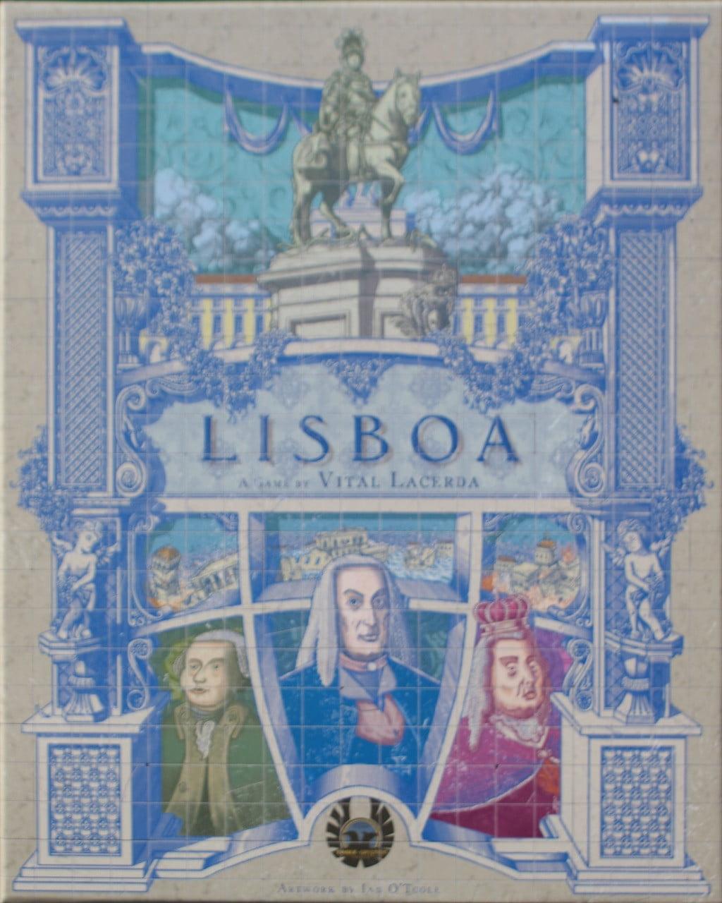 La scatola di Lisboa