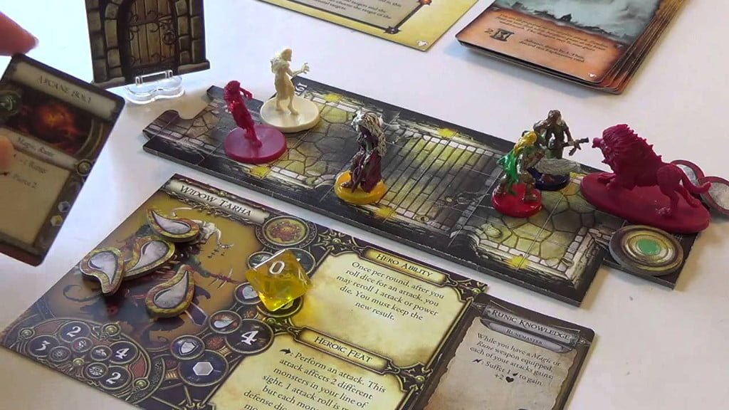 Descent, IL dungeon crawler per eccellenza.