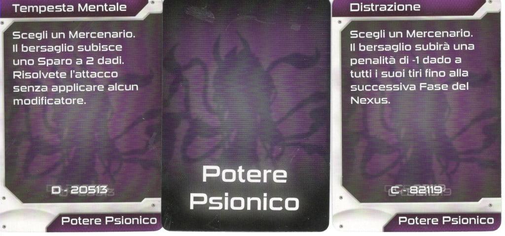 Poteri Psionici