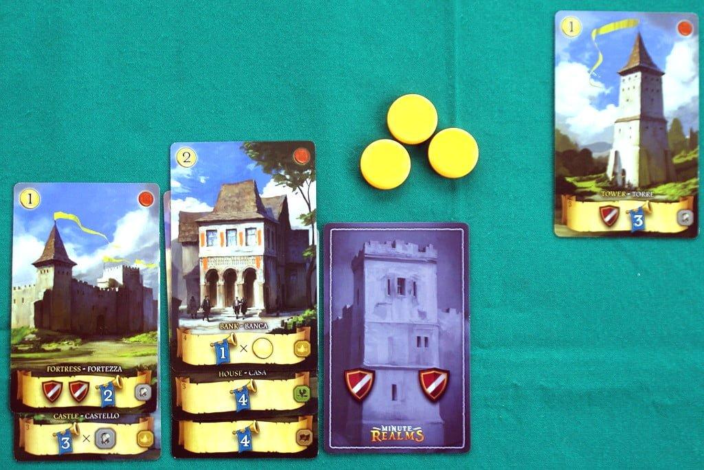 """Il """"Regno"""" di un giocatore durante una partita"""