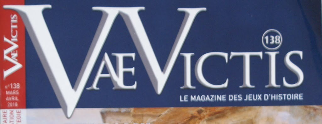 Wargames: VAE VICTIS n° 138