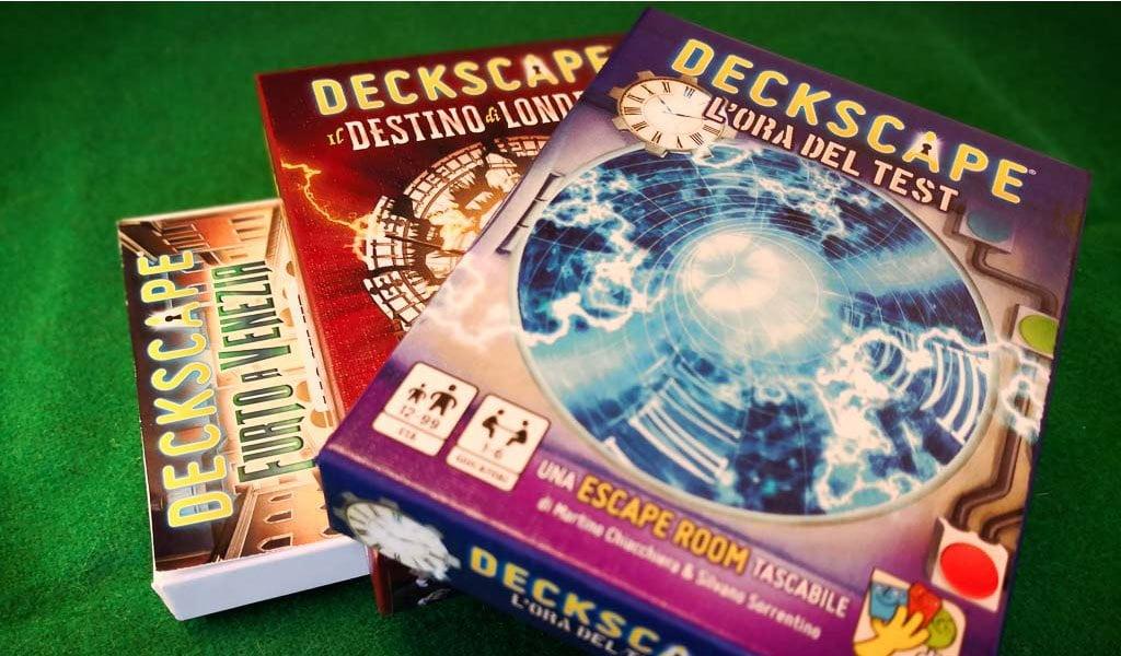 Deckscape – Furto a Venezia