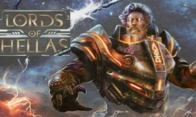 Lords of Hellas – Asmodee Italia