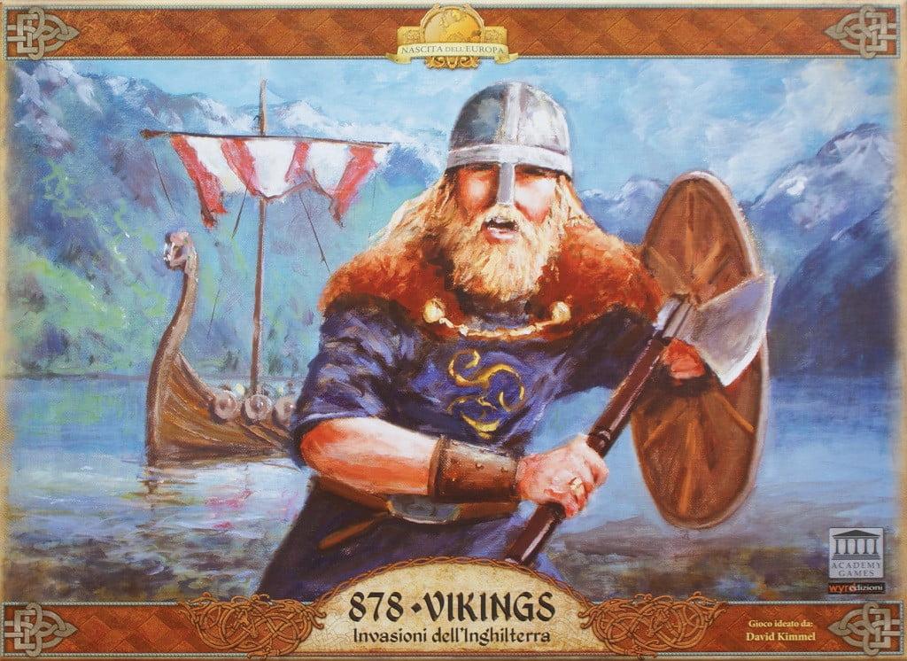 La scatola di 878: Vikings