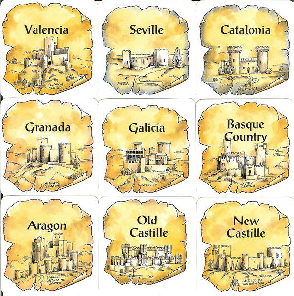 Le carte delle Regioni