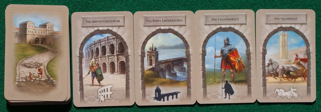 "Le carte ""Strada"""