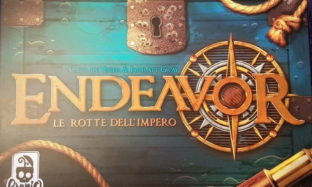 Endeavor: Le Rotte dell'Impero