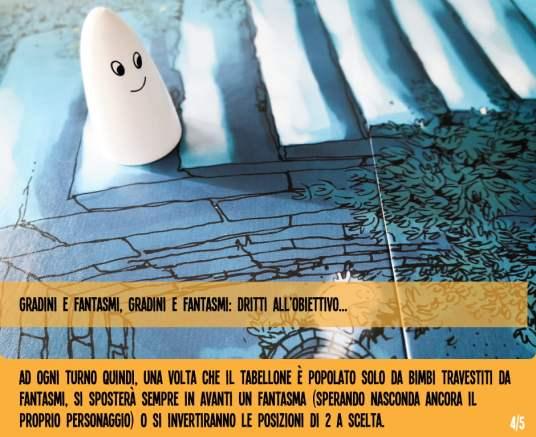La scala dei fantasmi 4/5. Photogallery di balenaludens.it