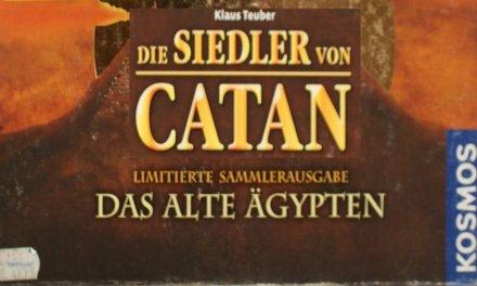 Catan: Ancient Egypt