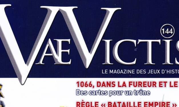 Wargames: VAE VICTIS n° 144