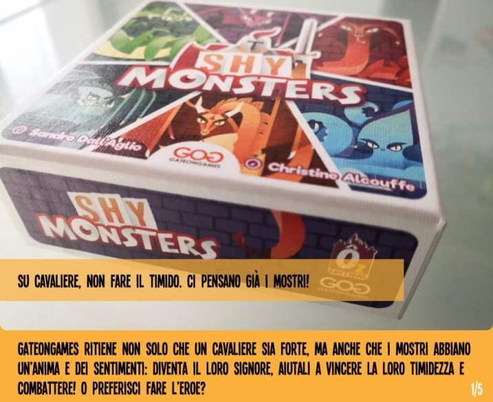 shy monster - gateongames - balenaludens