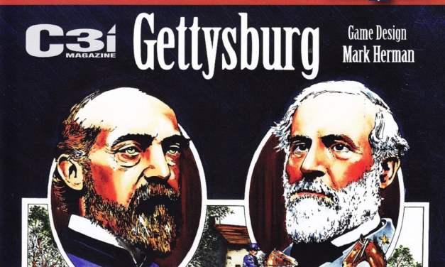Wargames: Gettysburg (C3i 32)